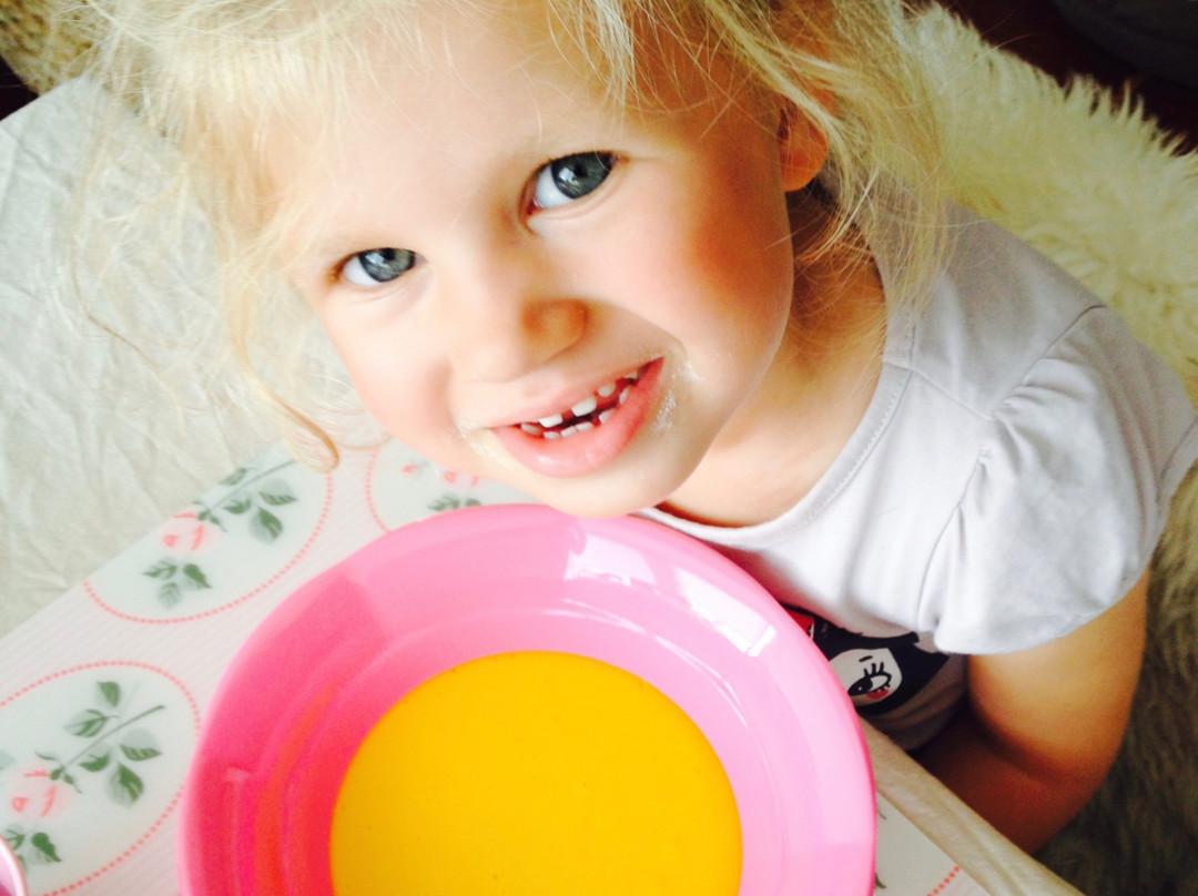 Hokkaidosuppe - opskrift på børnevenlig suppe